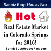Real Estate Market in Colorado Springs for 2016