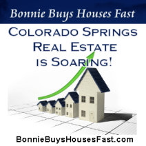 Colorado Springs Real Estate is Soaring