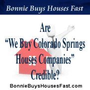 Are We Buy Colorado Springs Houses Companies Credible