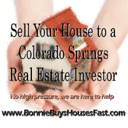 Sell House to a Colorado Springs Real Estate Investor