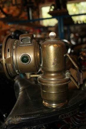 lucas lamp brass cac2
