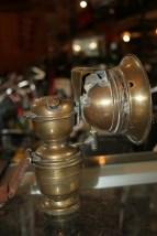 vita brass carbide lamp