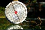 1940s accessory headlight