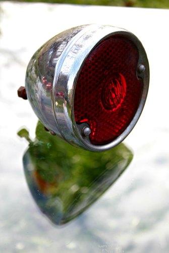 1930s vintage tail light