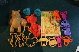 winnie the pooh and friends cutters
