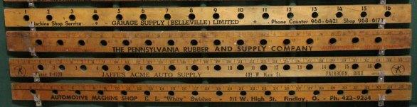 yardstick valve holder 29-32