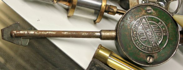 vintage lapping tool