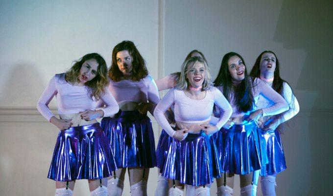 GIRLS GIRLS GIRLS impresses at the Sydney Fringe!