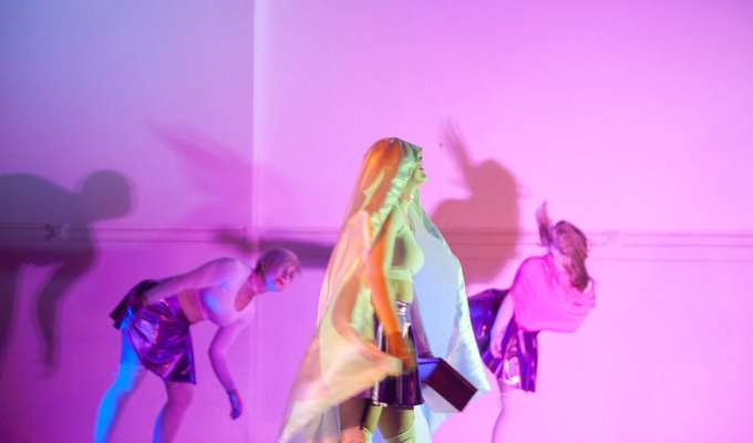Tripelpunkt – Review by Sydney Arts Guide