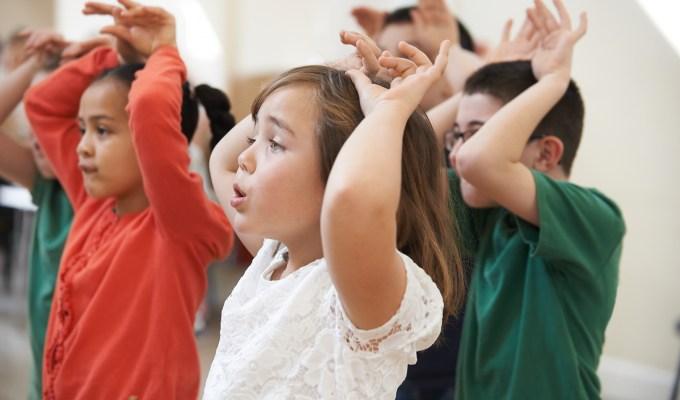 Creative Kids Dance Workshops