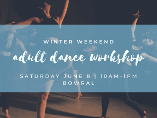 Winter Dance Workshop for Adults