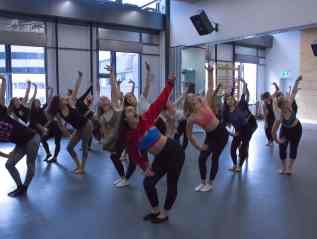BCP Company Class of the Month with Kiwi Jessie Rochford-Barber