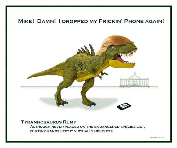 Tyrannosaurus Rump