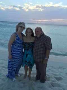 Aruba 2015 Neil bonnie Amanda beach