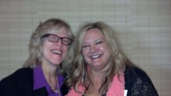 Sheri and Bonnie pic 2 event