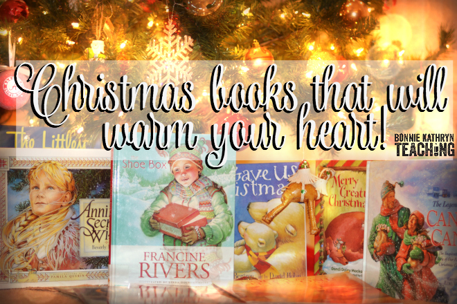 10 Favorite Christian Christmas Books