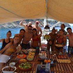 Food on board