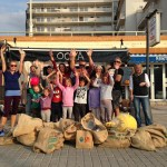 Beach clean Port Soller