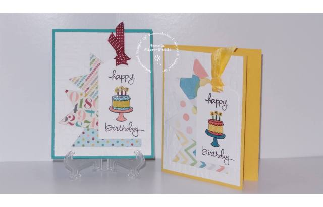 #endlessbirthdaywishes #stampinup #retiringproducts #bonniestamped