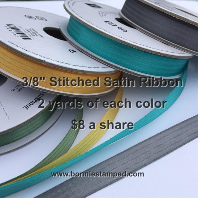 #stitchedsatinribbon