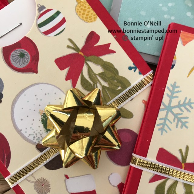 #giftcardholder #christmas #bonniestamped