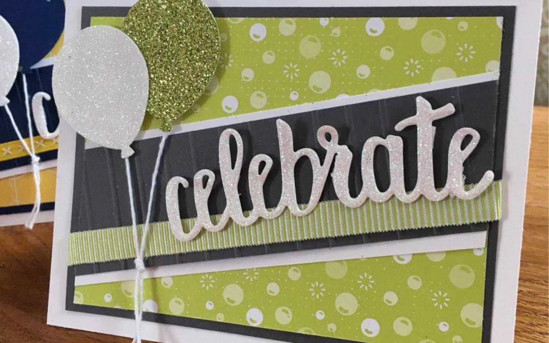 Sale-a-bration Celebrate You Thinlits
