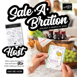 Sale-a-bration 2020 HOST