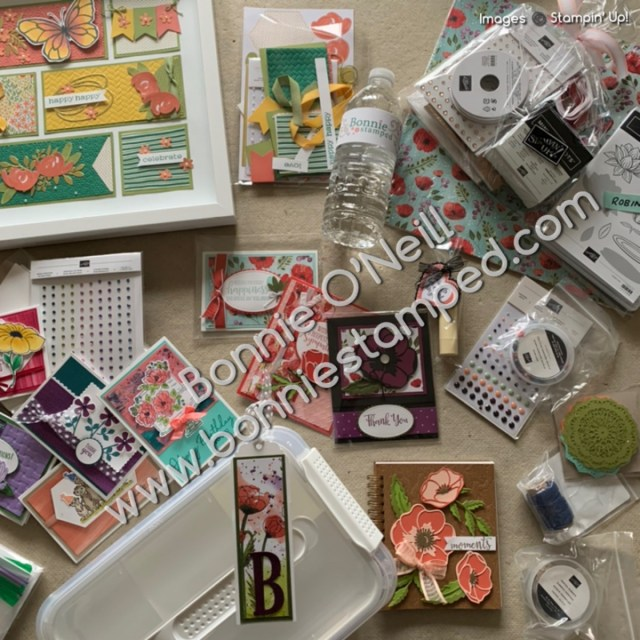 Bonnie's Stampin' Retreat