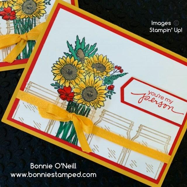 Jar of Flowers Card