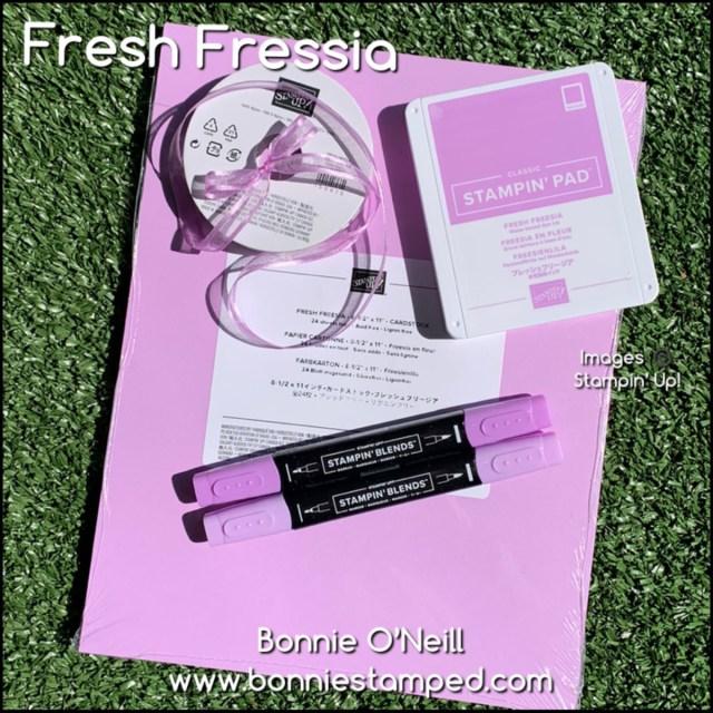 Fresh Freesia