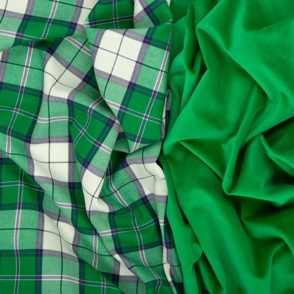Highland Emerald Tartan