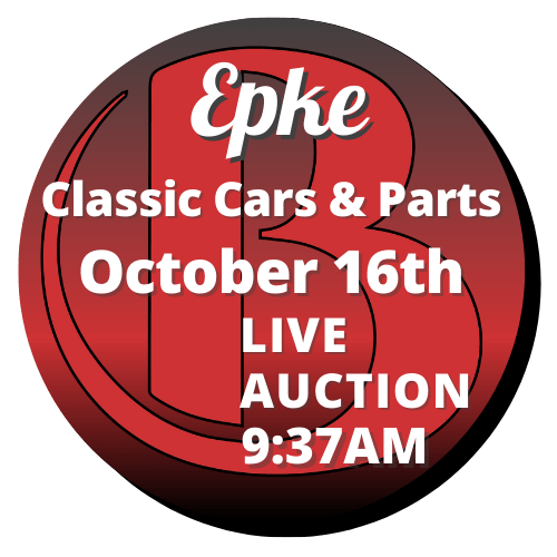 Stacy Farm Equipment & Collector Truck Live Auction
