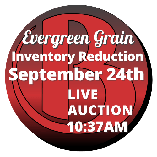 Evergreen Grain Inventory Reduction Live Auction