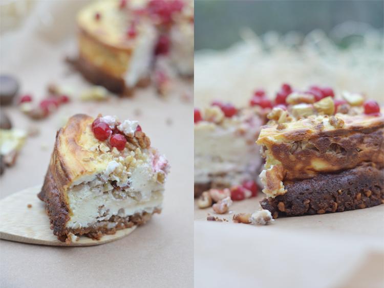 crunchy- cheesecake