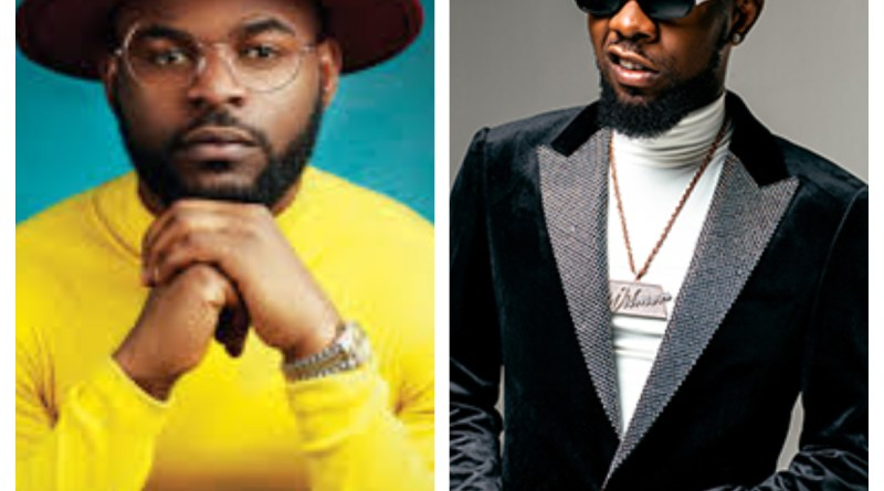 Vote your favourite Artist Falz and Patoranking