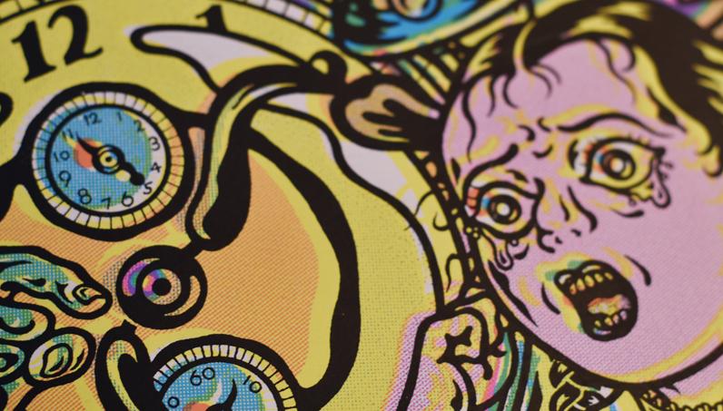«ASIATROMA» Hopital Brut, Hors série