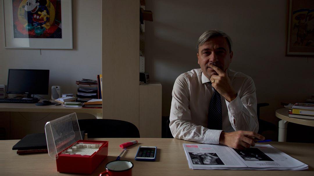 Florent Gaillard - Photo Alain François