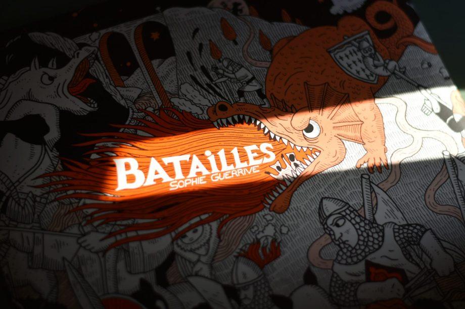 «Batailles», toute l'Histoire selon Sophie Guerrive
