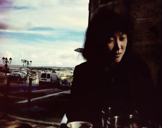 Portrait de Yoon-Sun Park - Photo Alain François