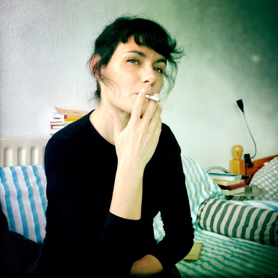Portrait de Rachel Deville - Photo Alain François