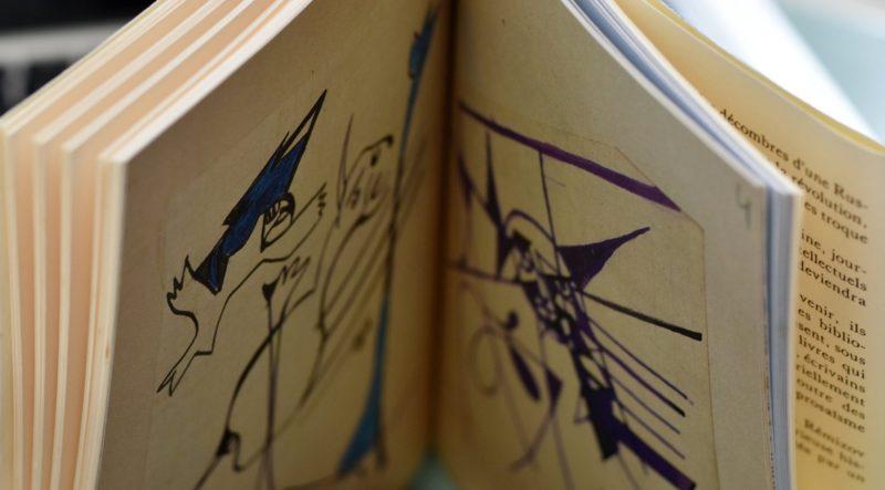 """""""Les gardiens des livres"""" de Mikhaïl Ossorguine"""