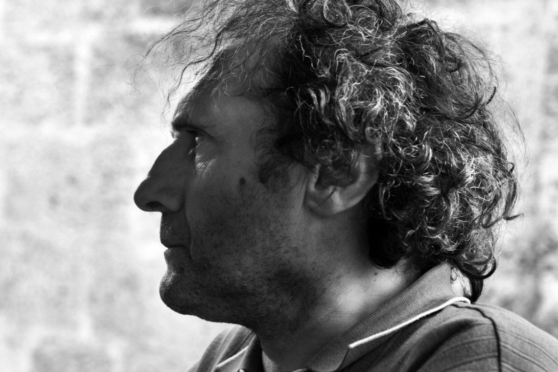 Profil noir de François Darnaudet - Photo Alain François