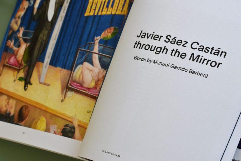 Mincho 13 Javier Sáez Castán