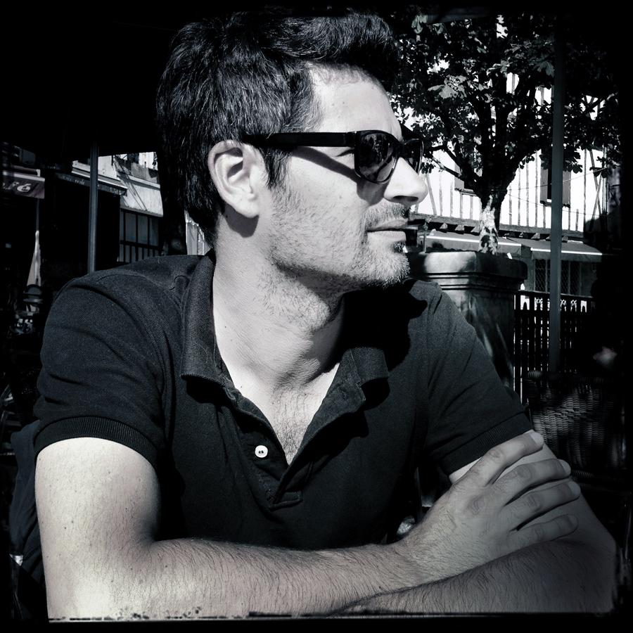 Portrait : Alban Marilleau