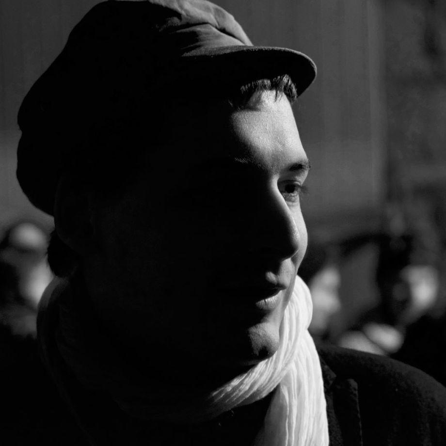 Portrait : Gérald Auclin