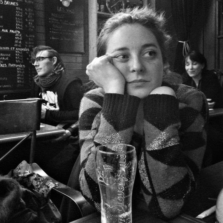 Portrait : Claire Valageas #2