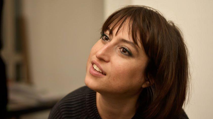 Sarah Mazzetti - Photo Alain François