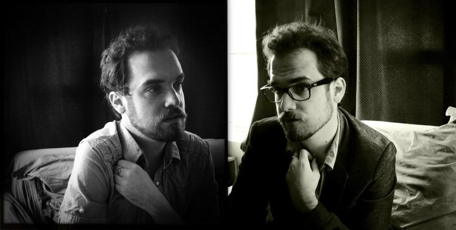 Double portrait de Benoît Hamet