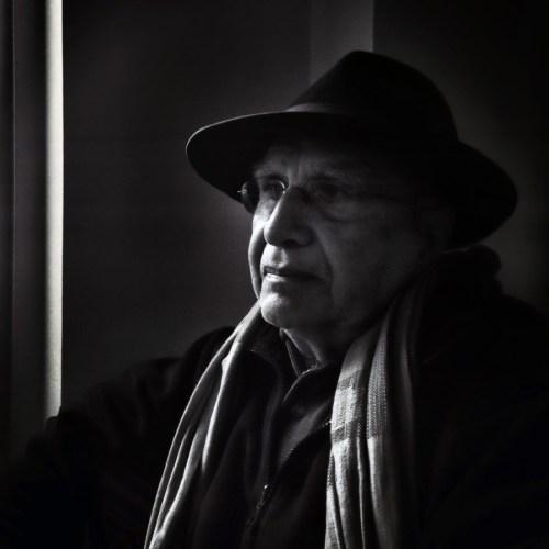 l'auteur Golo - Photo Alain François