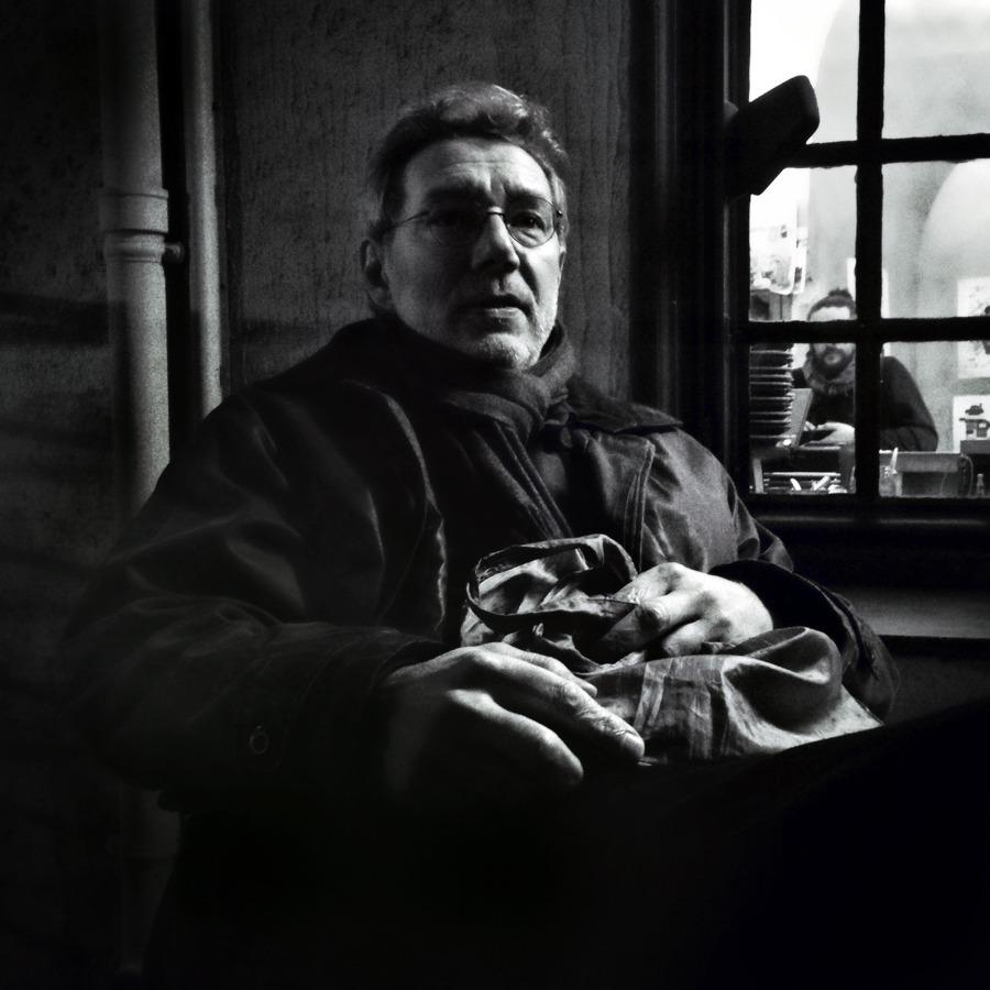 Portrait : Philippe Ghielmetti